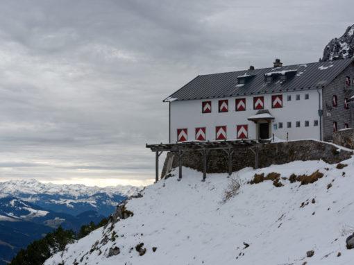 November bis Gruttenhütte